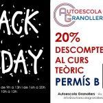 autoescolagranollers_blackfriday_grancentre_granollers