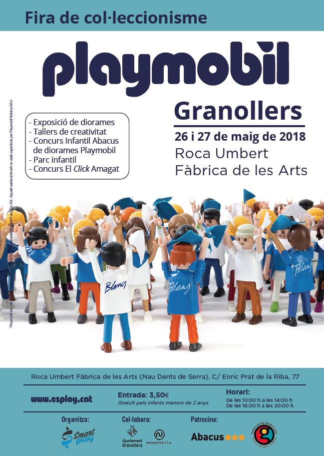 Cartell-playmobil_grancentre-granollers